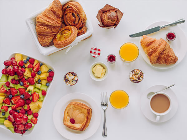 BREAKFAST CATERING LONDON