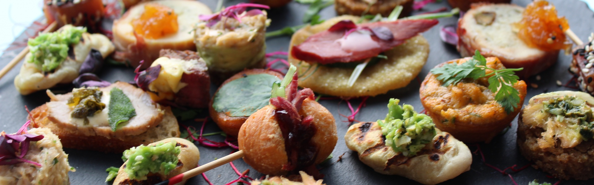 canape catering London